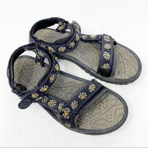 TEVA pretty rugged nylon strap sport sandals